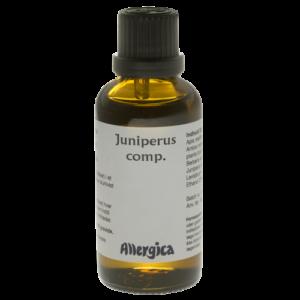 Juniperus - hjælp til gigt