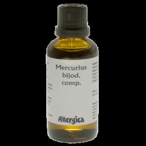 Mercurius bijodcomp - hjælp til kronisk betændelse