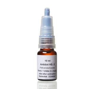 Antidot HS 8_- herpesmiddel