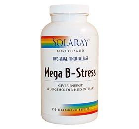 Helsam - Solaray mega-b-stress
