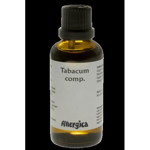 Tabacum comp - stress, chok