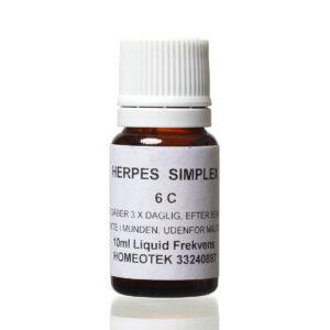Herpes Simplex 6c_- forkølelsessår