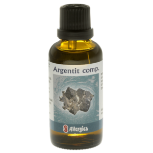 Argentit comp-infektion og inflammation