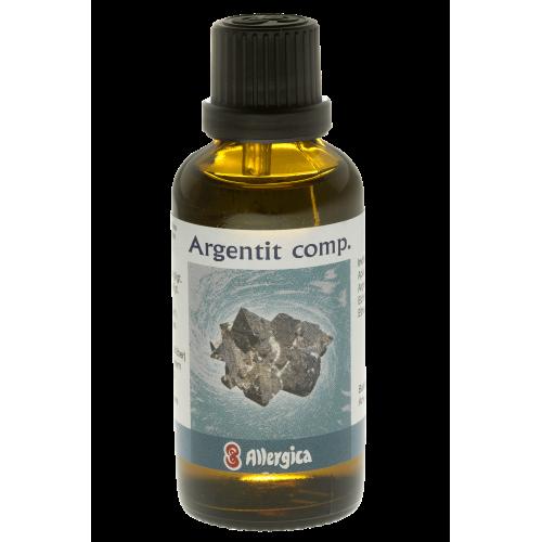 Argentit comp-infektion og inflammation