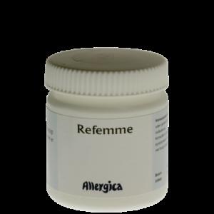 Refemme - homøopati overgangsalder