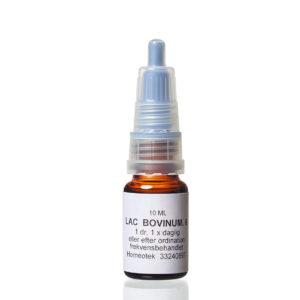 Lac Bovinum 6 - mælkeallergi