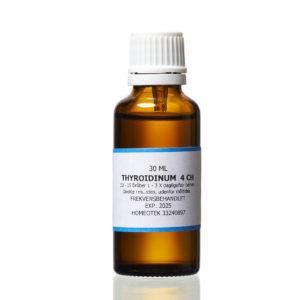 Thyroidinum organmiddel