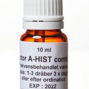 Factor A Hist Combi - fødevareallergi