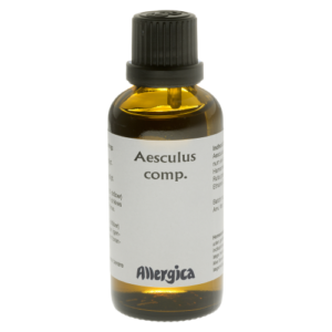 Aesculus comp.-hæmorider og åreknuder
