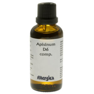 Apisinum D6 comp-naturmiddel allergi