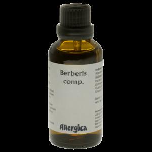 Berberis comp-pandehulebetændelse - bihulebetændelse