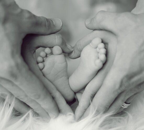 Et barn er født
