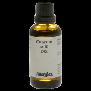 Cuprum sulf. D12