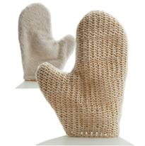 Åkologisk sisal handske