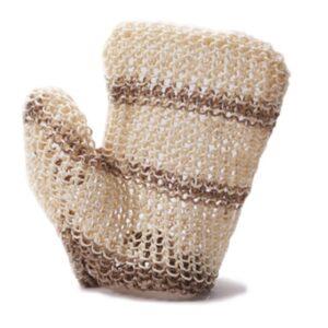 Sisal handske